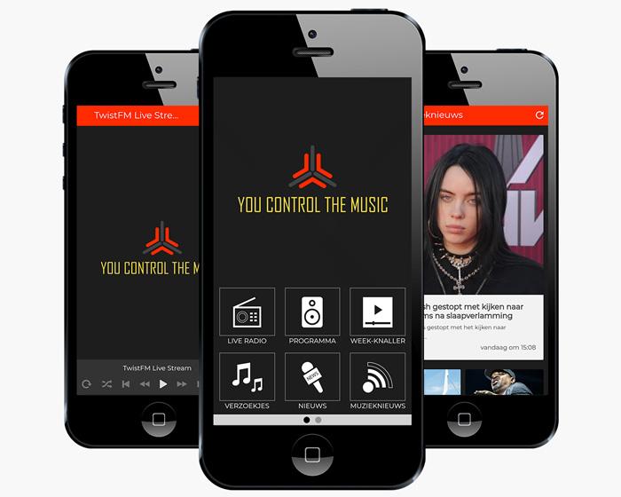 radio app android ios shoutcast icecast