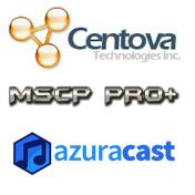 centovacast v3 Azuracast MSCP pro